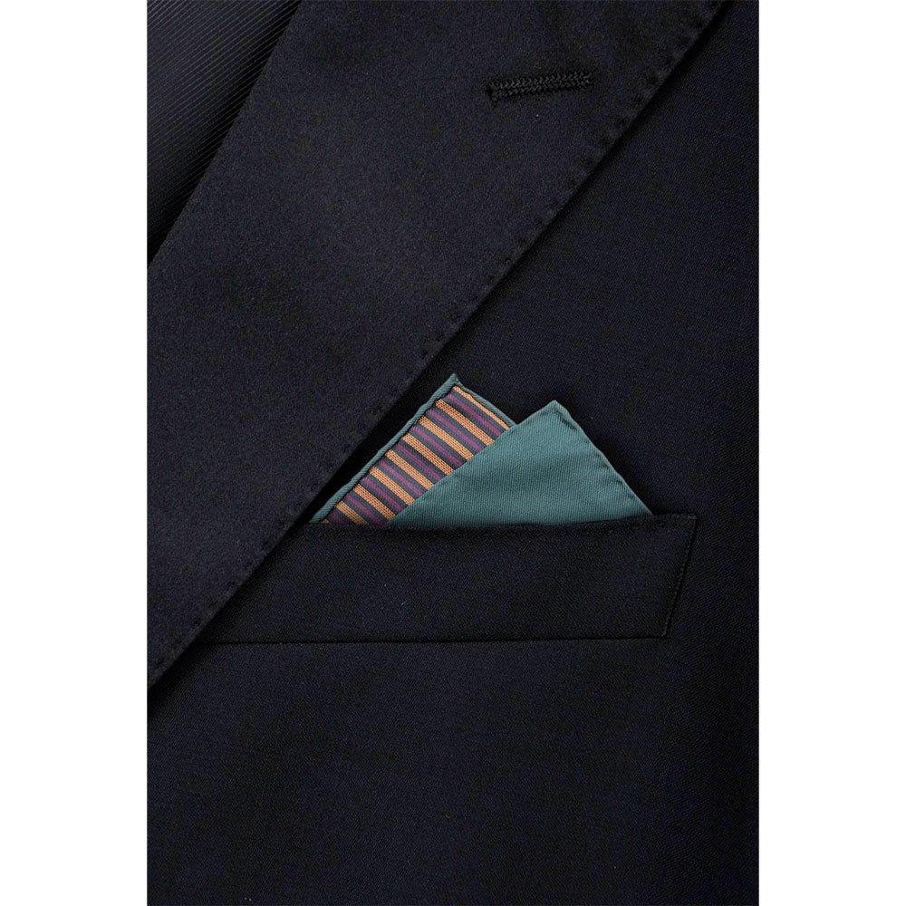 Dolce & Gabbana 733136 Silk Handerkerchief One Size Dark Green