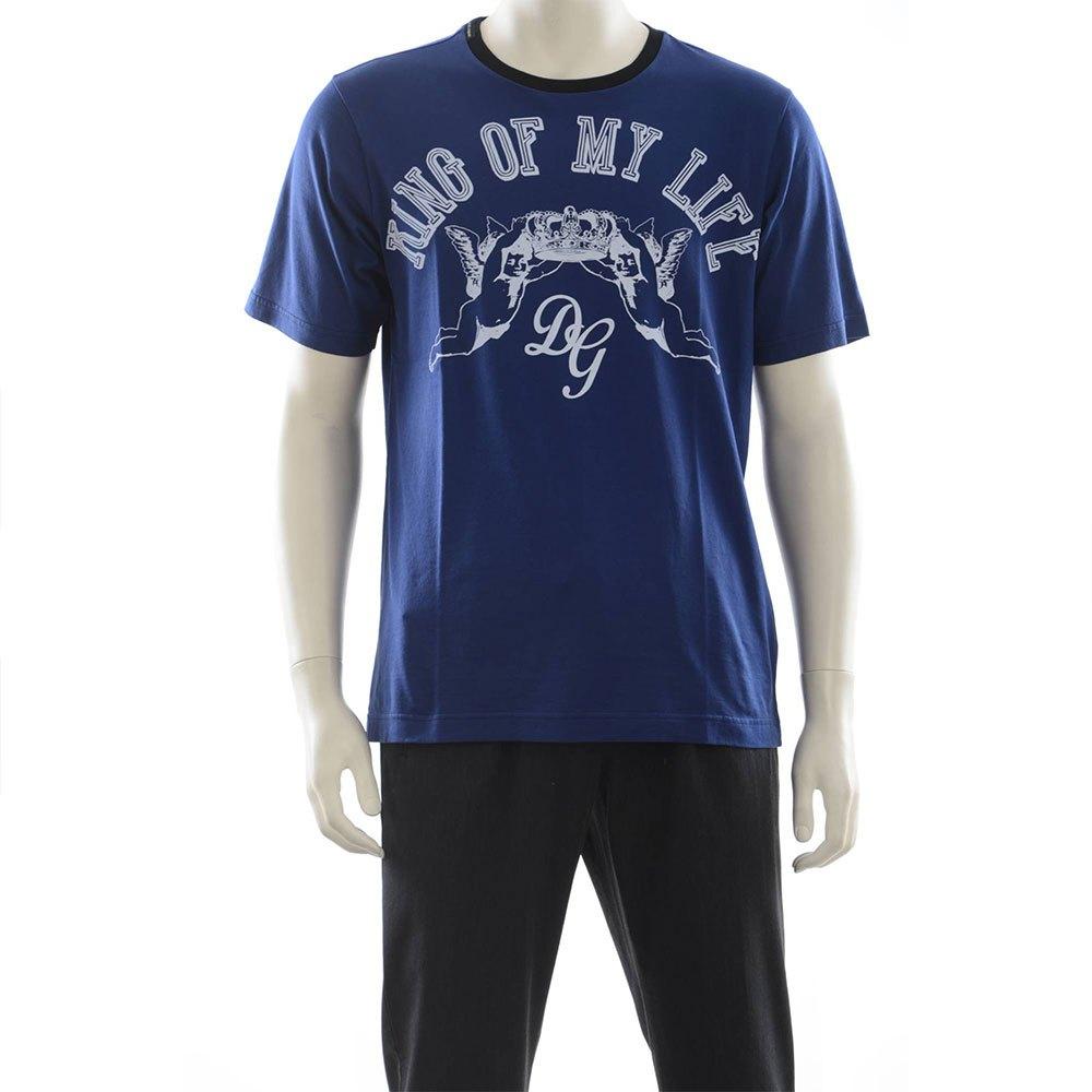 Dolce & Gabbana 730726 T-shirt 46 Blue