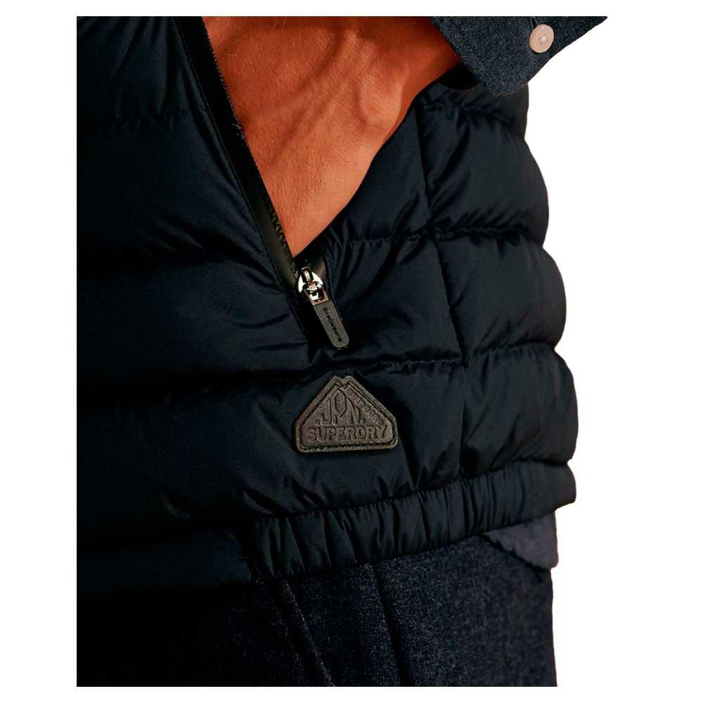 Superdry Ultimate Core Down Gilet chaqueta para Hombre