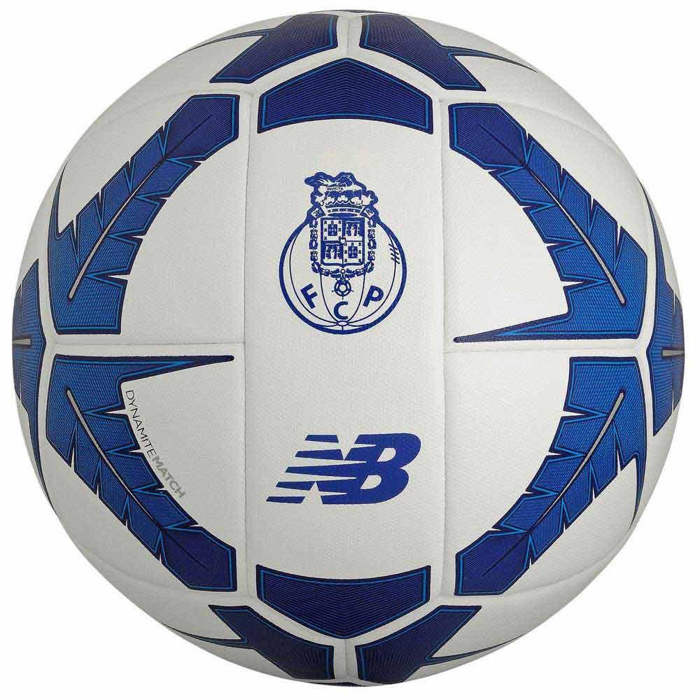 New Balance Ballon Football Fc Porto Dynamite Match 5 Wop