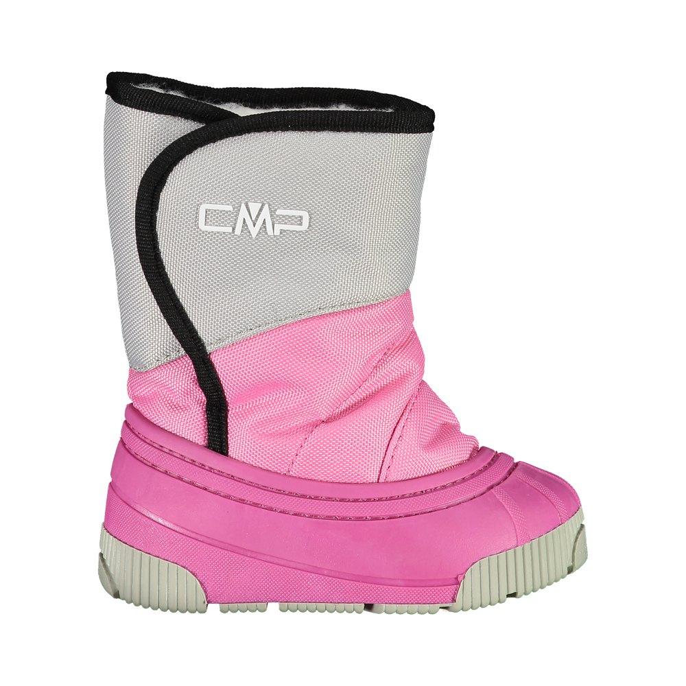 Cmp Bottes Neige Latu EU 18-19 Ice / Pink
