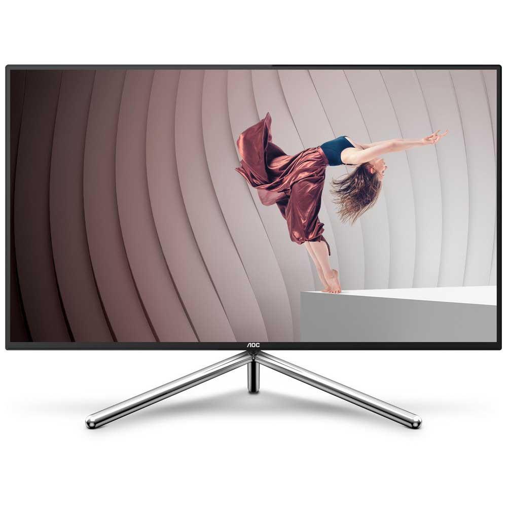Monitor Aoc U32u1 32'' One Size Black / Silver