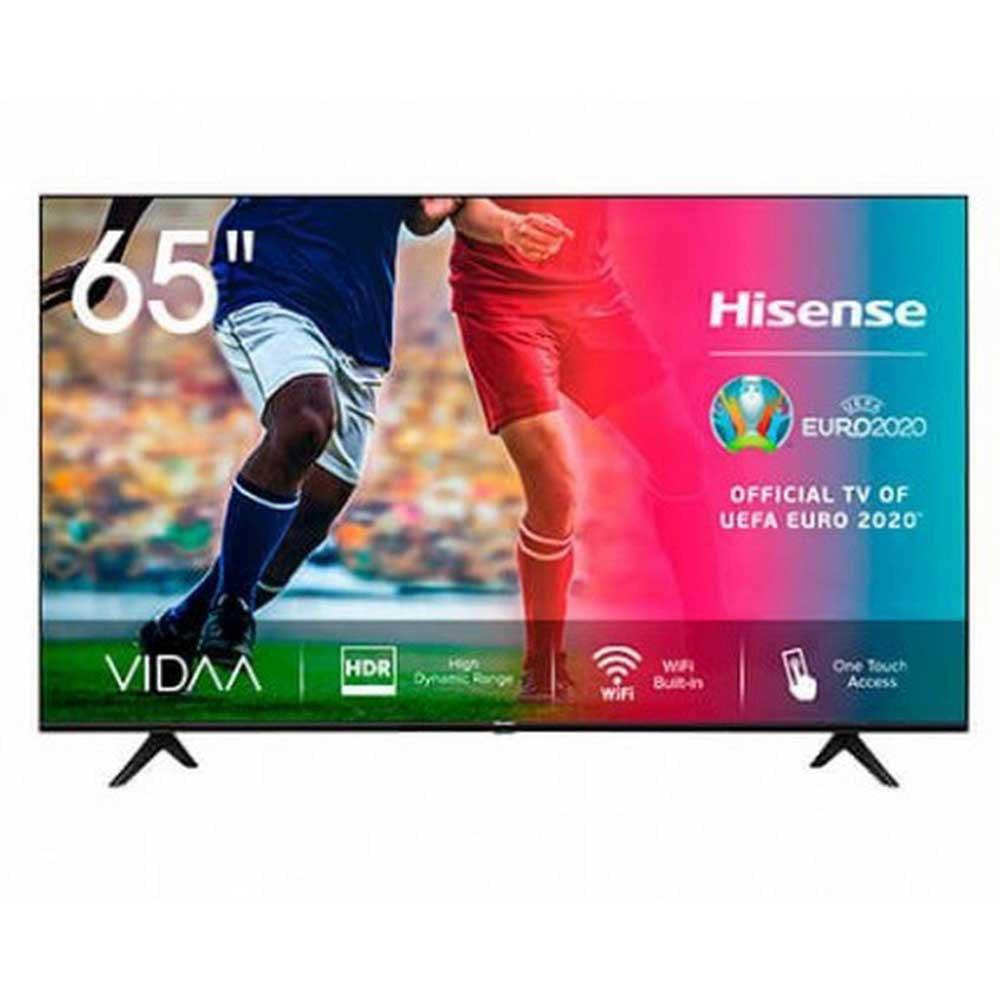 Televisor Hisense 65a7100f 65'' 4k Uhd Lcd Europe PAL 220V Black