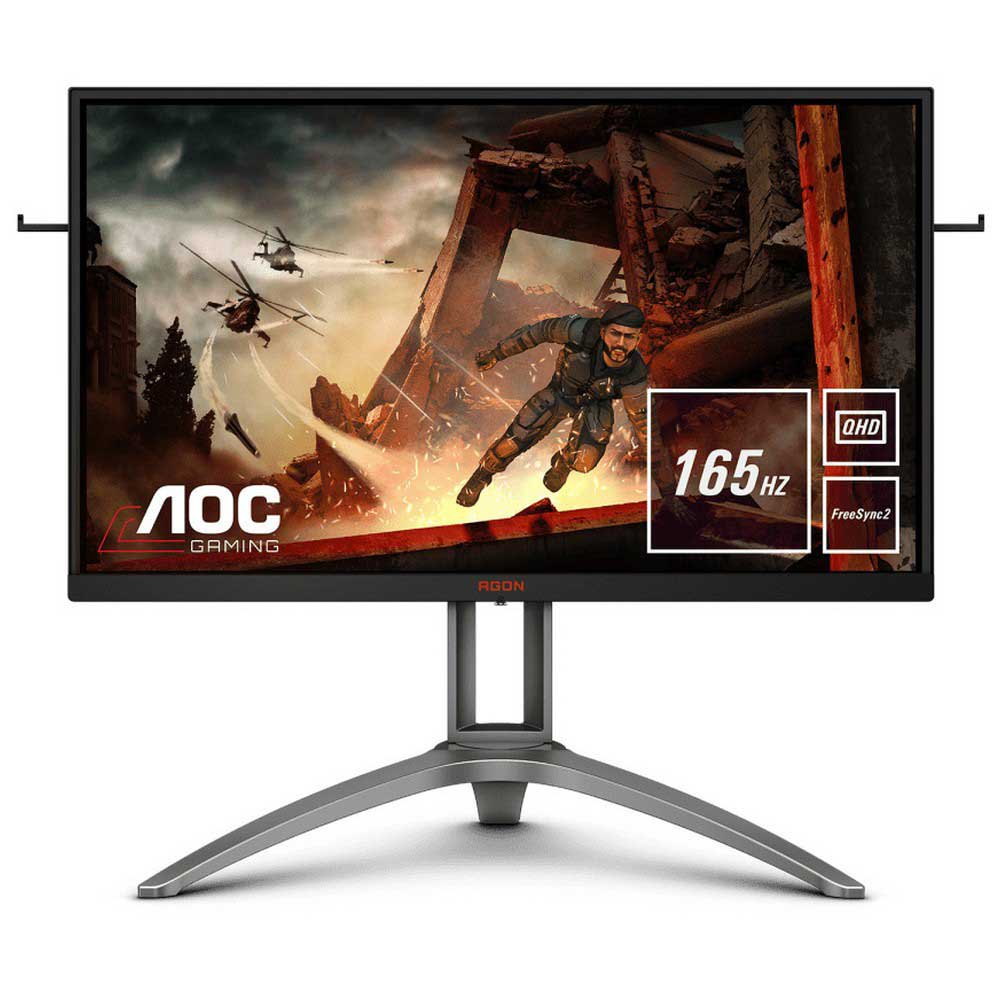 Monitor Aoc Ag273qx 27'' One Size Black / Red
