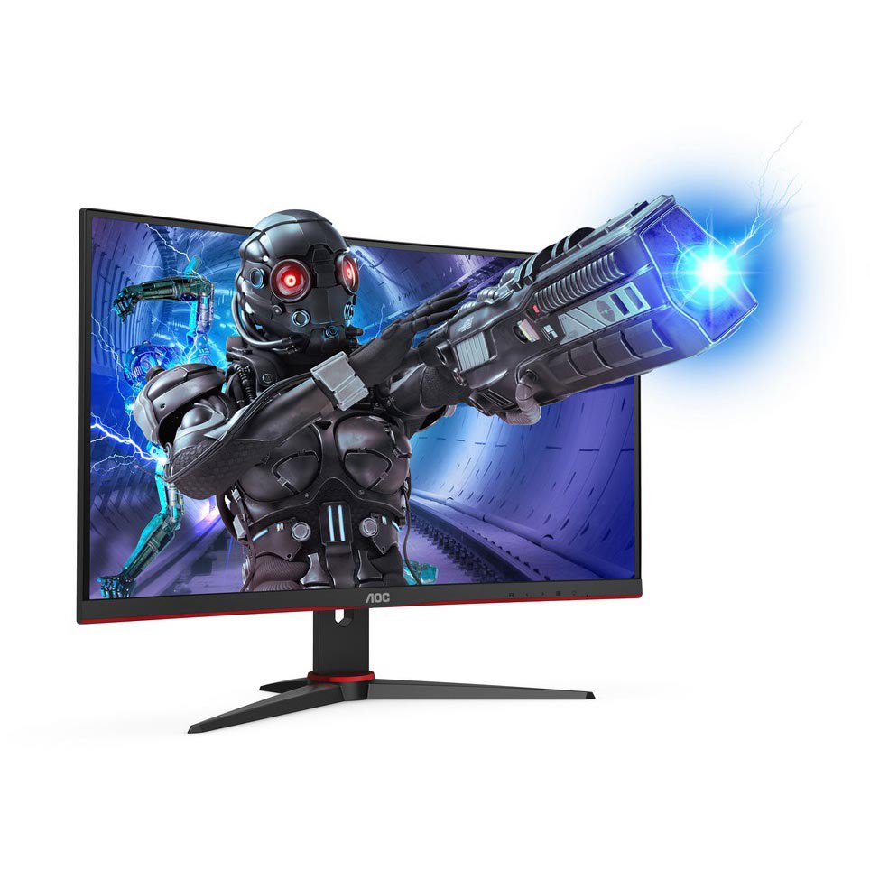 Monitor Aoc C27g2ze 27'' One Size Black / Red