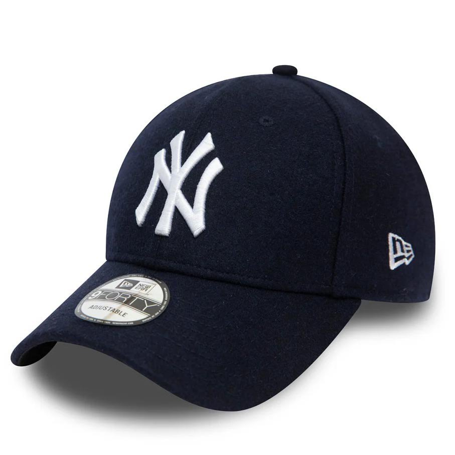 New Era Winterizes 9forty The League New York Yankees One Size Navy