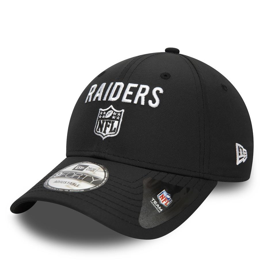 New Era Team Flag 9forty Las Vegas Raiders One Size Black