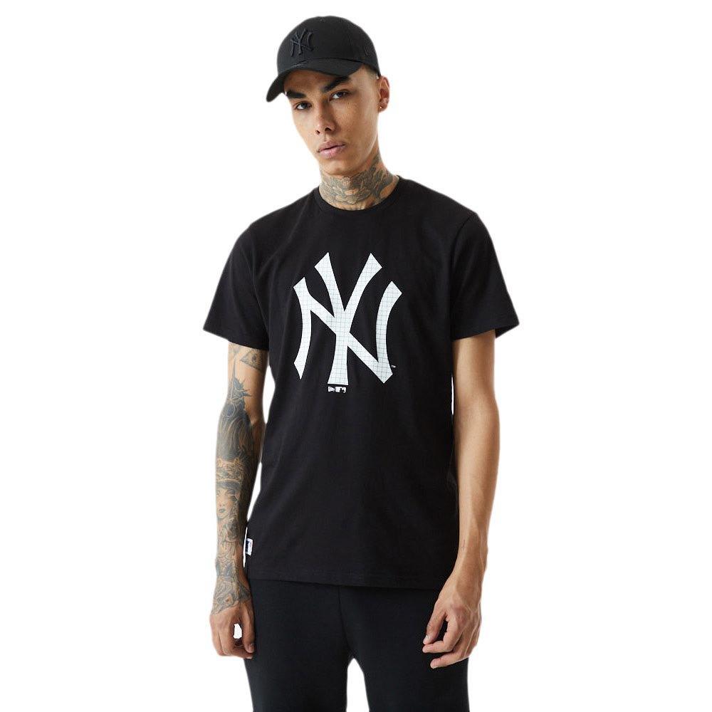 New Era Mlb Infill Team Logo New York Yankees S Black