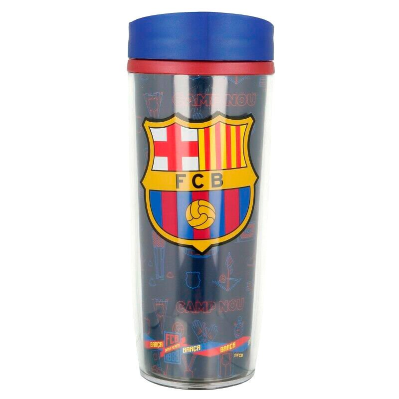 Stor Thermos Voyage Fc Barcelona 533ml One Size Black / Blue