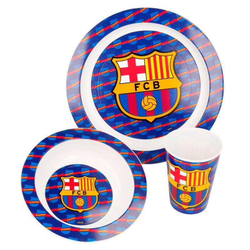 Stor F.c. Barcelona One Size Blue / Red / White
