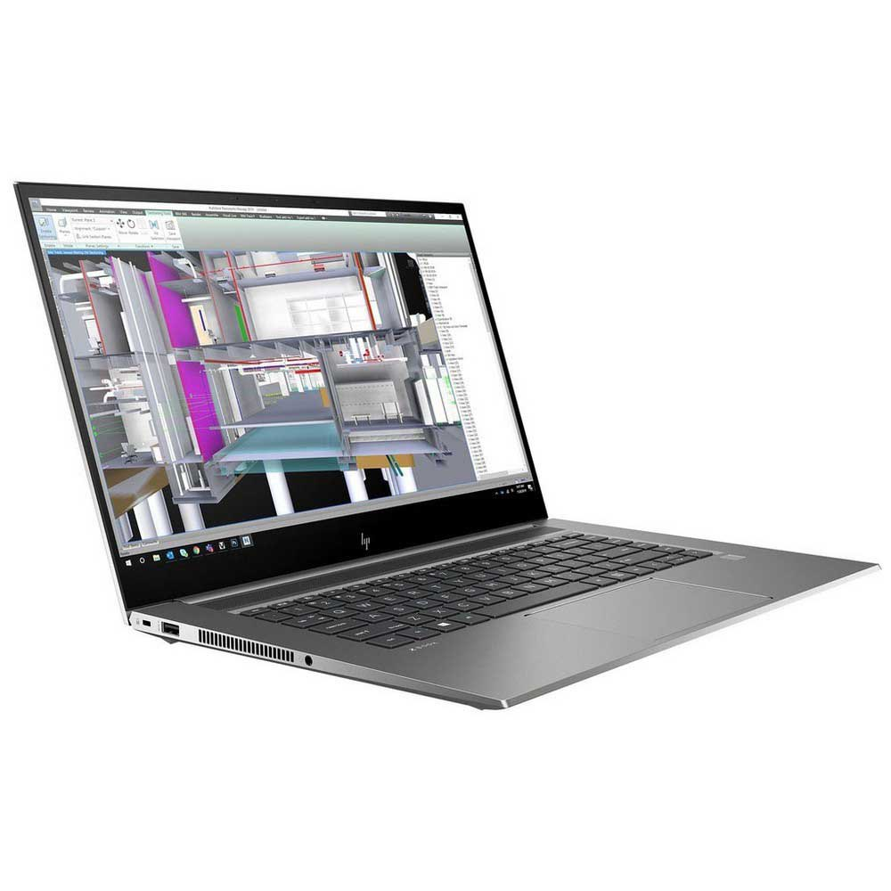 Portátil Hp Zbook Studio G7 I7-10850h/32gb/512gb Ssd/rtx4000 8gb Spanish QWERTY Black
