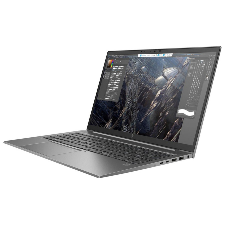 Portátil Hp Zbook Firefly G7 15'' I7-10510u/32gb/1tb Ssd Spanish QWERTY Black