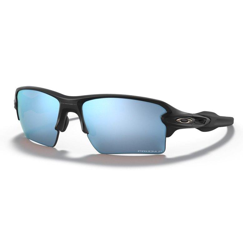 Oakley Lunettes De Soleil Flak 2.0 Xl Clear/CAT0 Matte Black