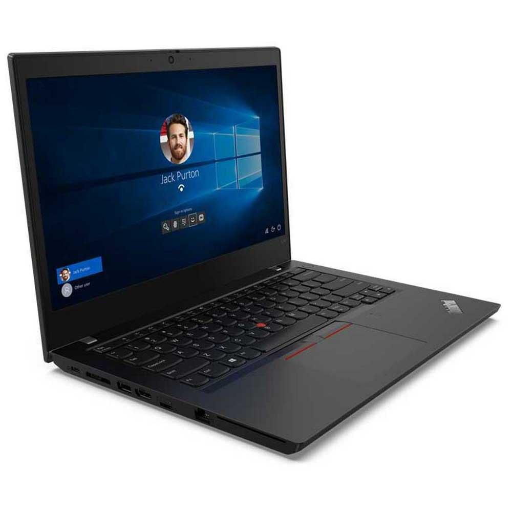 Portátil Lenovo Thinkpad L14 14'' I5-10210u/16gb/512gb Ssd Spanish QWERTY Black