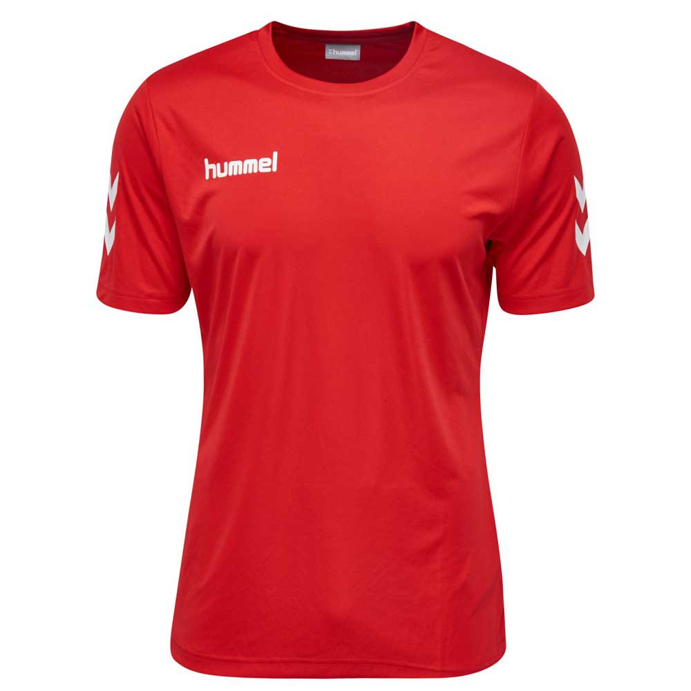 Hummel Core Polyester S True Red
