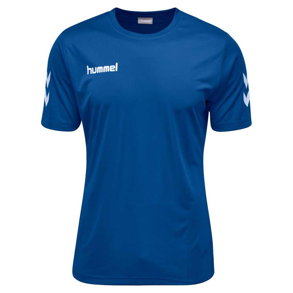 Hummel T-shirt Manche Courte Core Polyester M True Blue