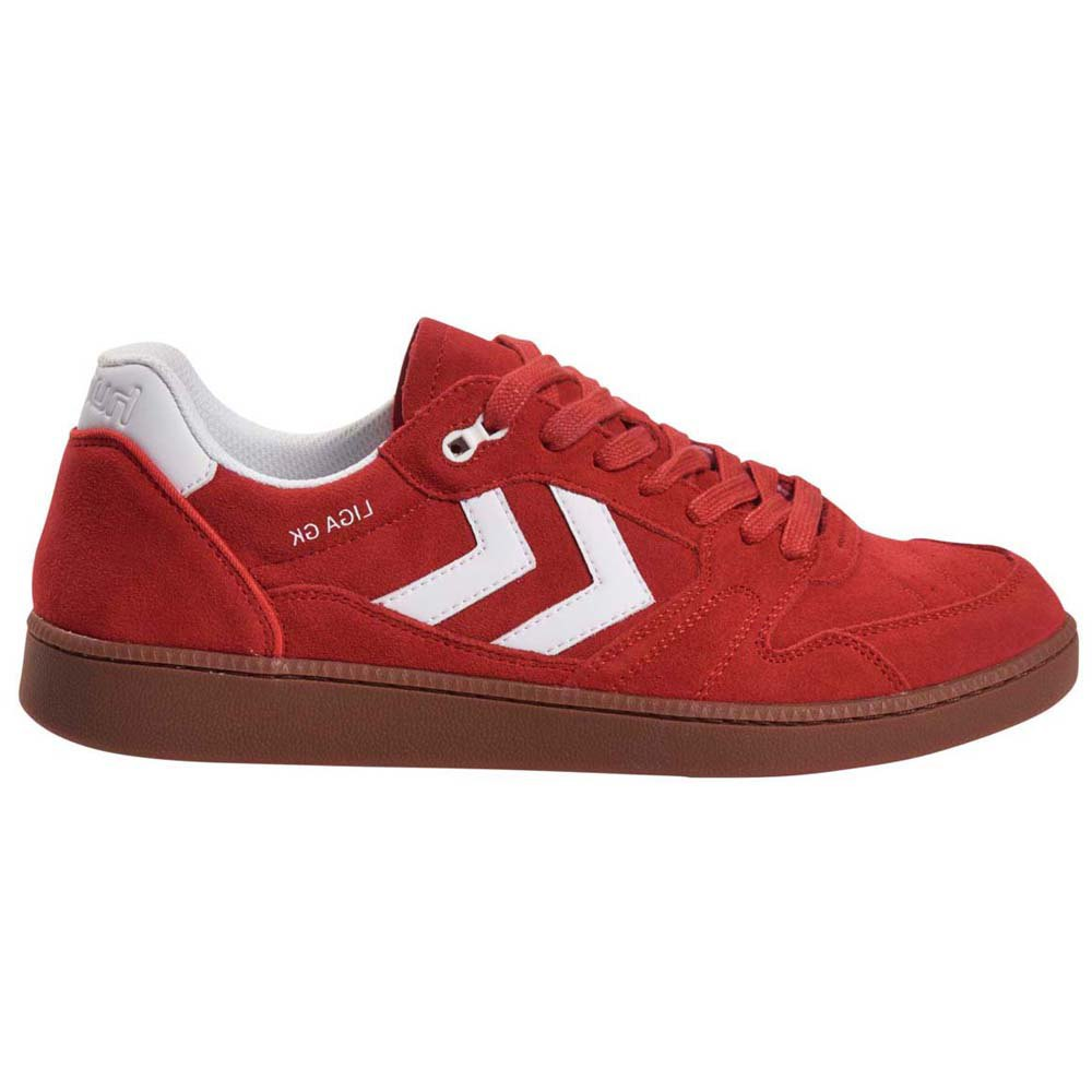 Hummel Chaussures Liga Gk EU 36 Ribbon Red