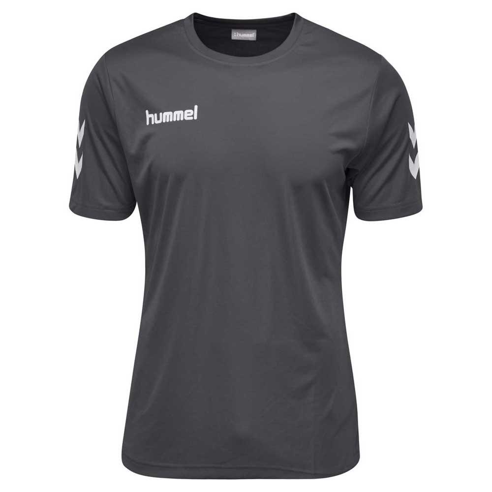 Hummel T-shirt Manche Courte Core Polyester 104 cm Asphalt