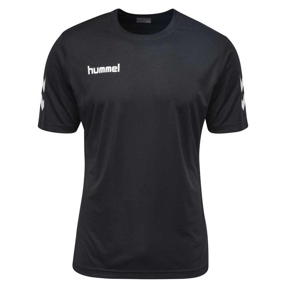 Hummel T-shirt Manche Courte Core Polyester 104 cm Black