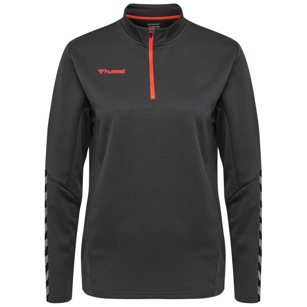 Hummel Sweatshirt Authentic XS Asphalt
