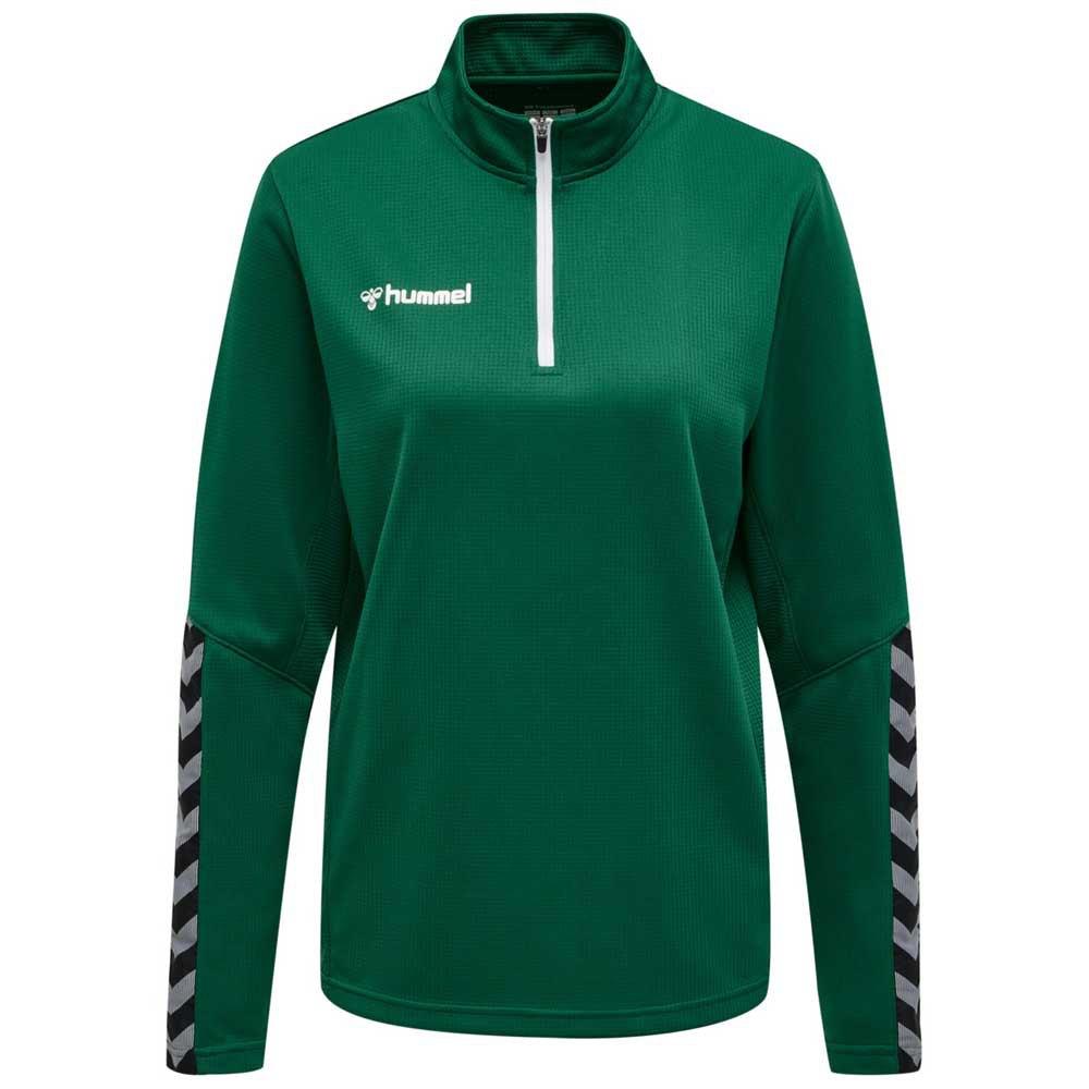 Hummel Sweatshirt Authentic XS Evergreen
