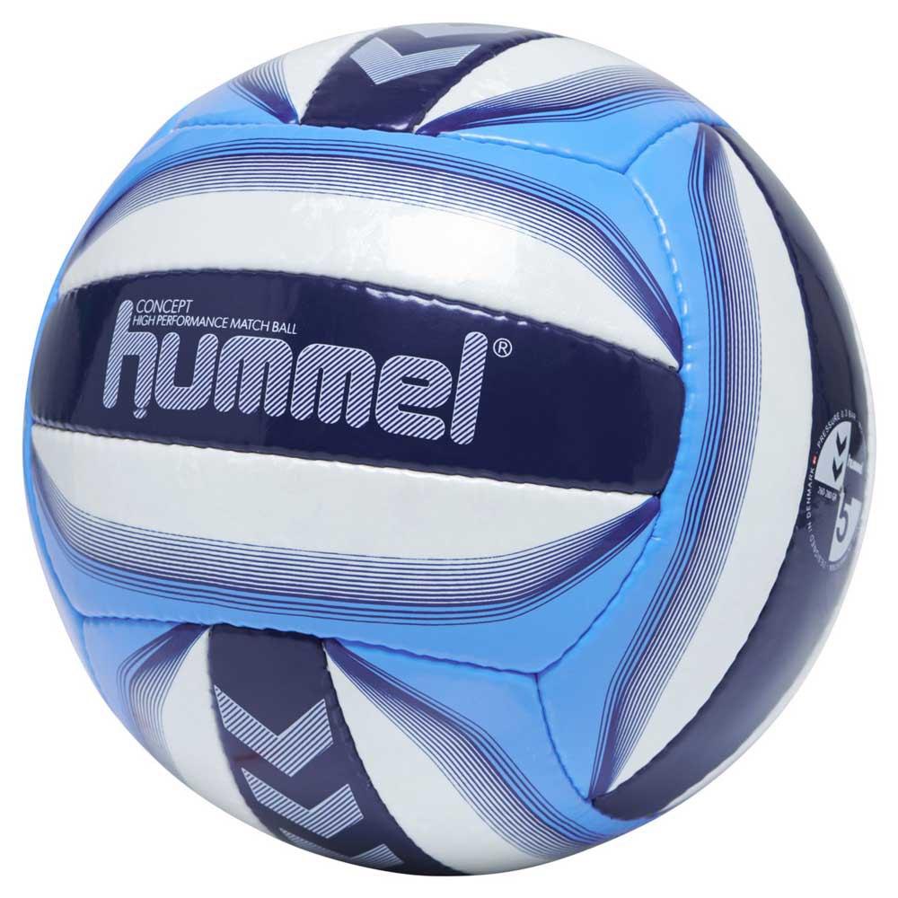 Hummel Ballon Volleyball Concept 5 White / Argentina Blue