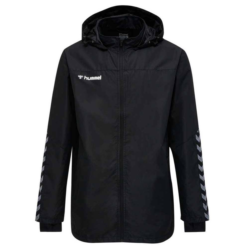 Hummel Authentic All Weather S Black / White