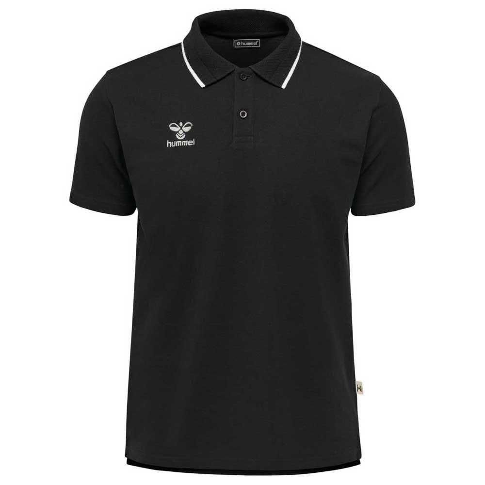 Hummel Polo Manche Courte Move XL Black
