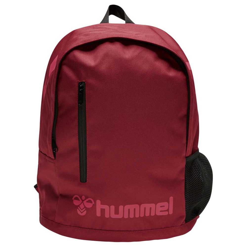 Hummel Sac À Dos Core 28l One Size Biking Red / Raspberry Sorbet