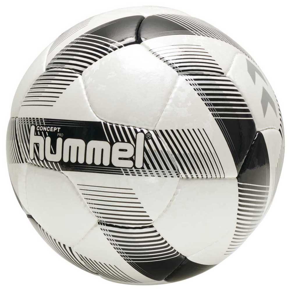 Hummel Ballon Football Concept Pro 5 White / Black / Silver