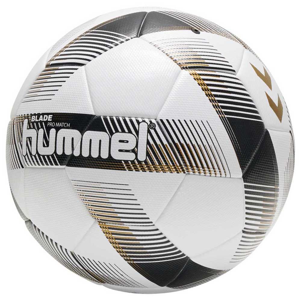 Hummel Ballon Football Blade Pro Match 5 White / Black / Gold