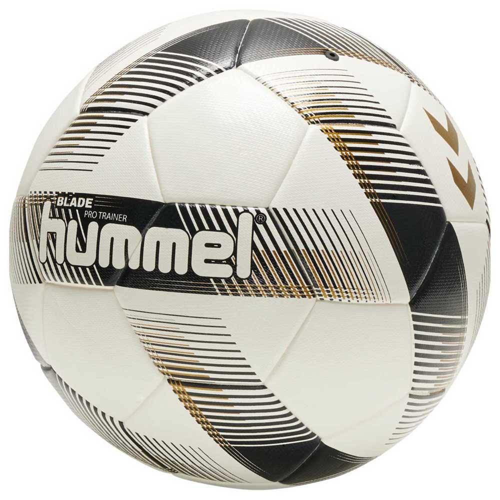 Hummel Ballon Football Blade Pro Trainer 5 White / Black / Gold