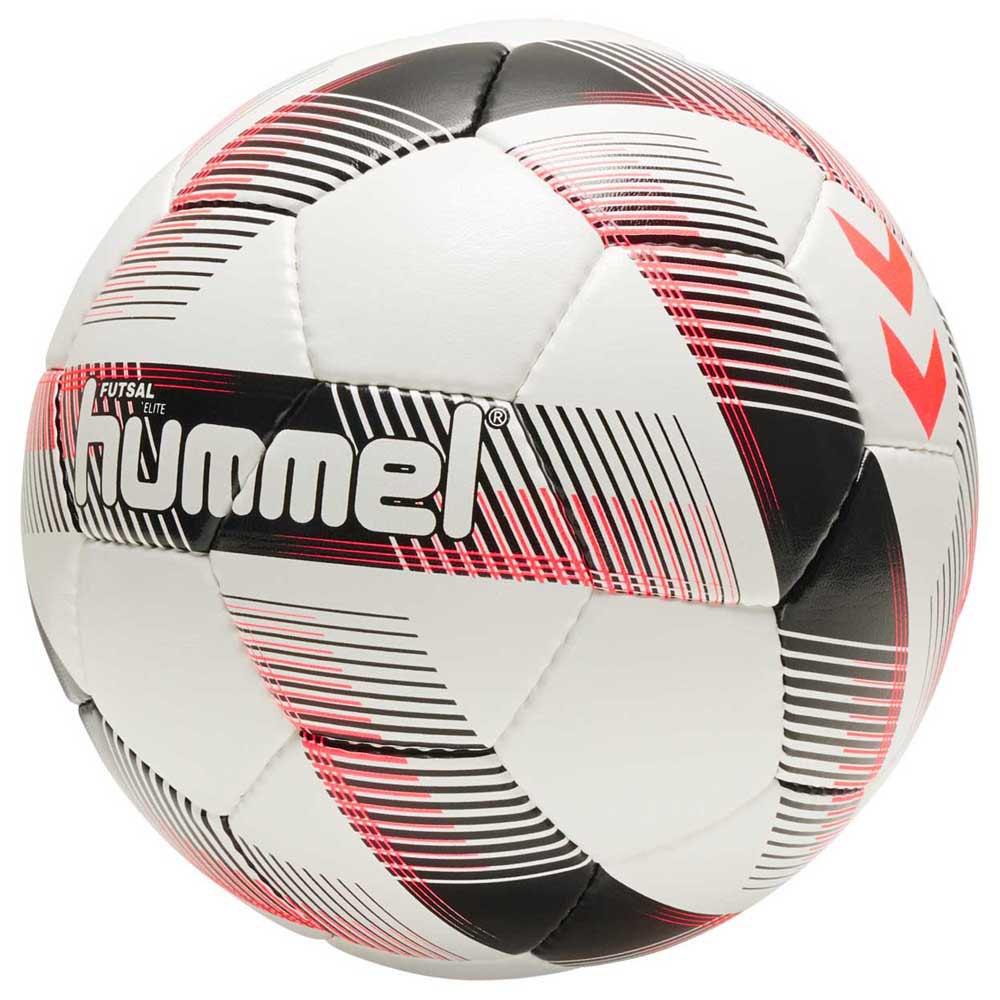 Hummel Futsal Elite 2 White / Black / Red