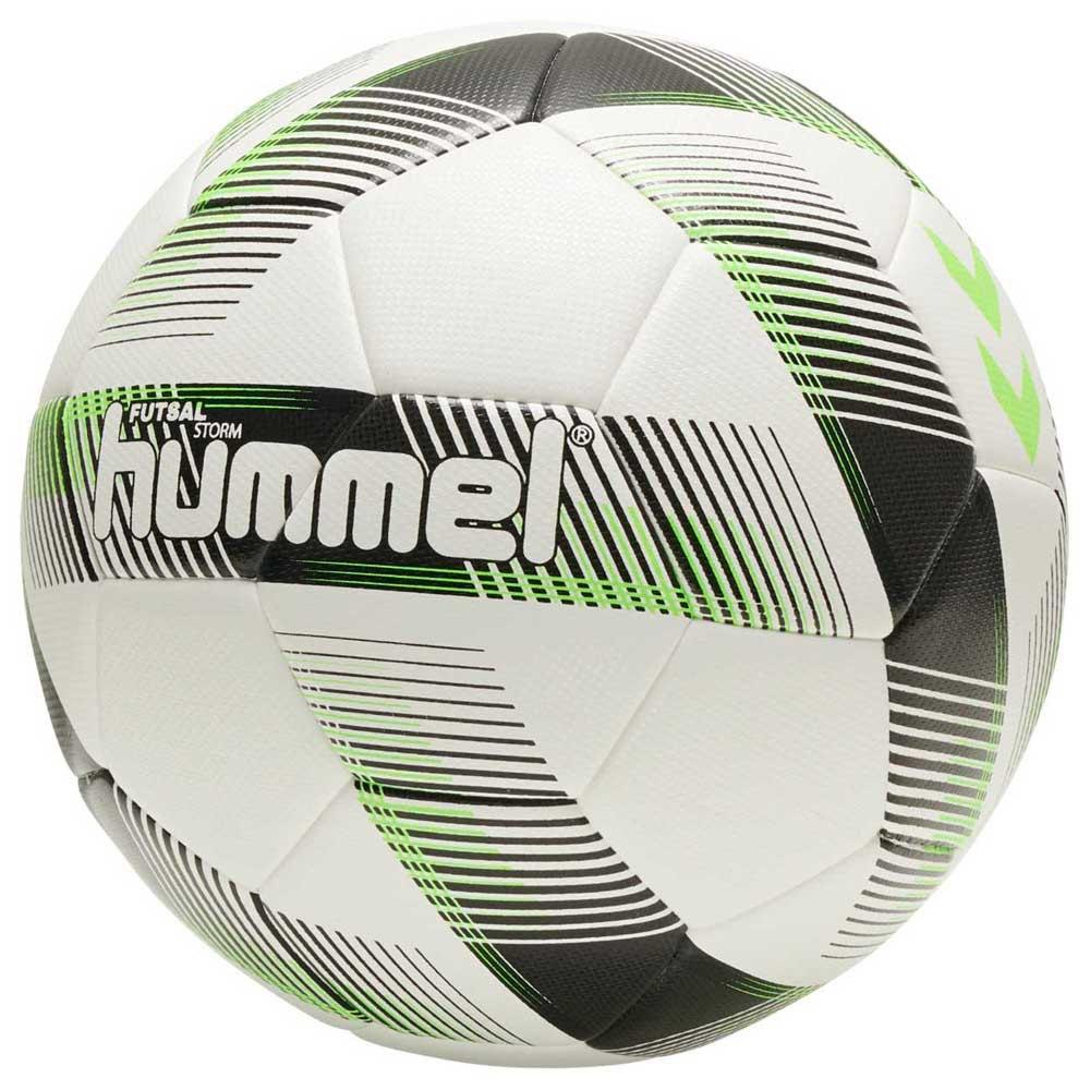 Hummel Futsal Storm 3 White / Black / Green