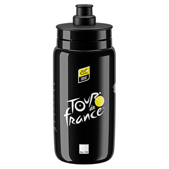 Elite Fly Tour De France 550ml One Size Black
