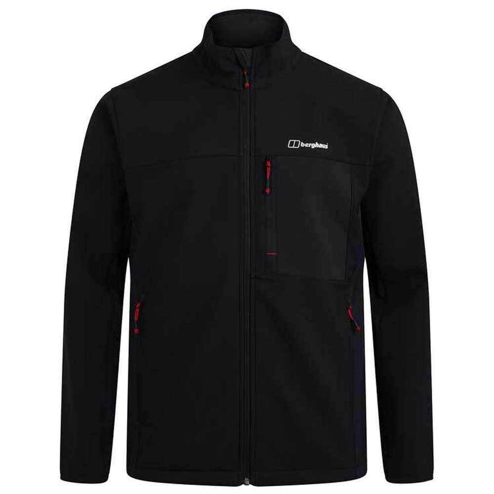 Berghaus Ghlas 2.0 Jacket XL Black / Black