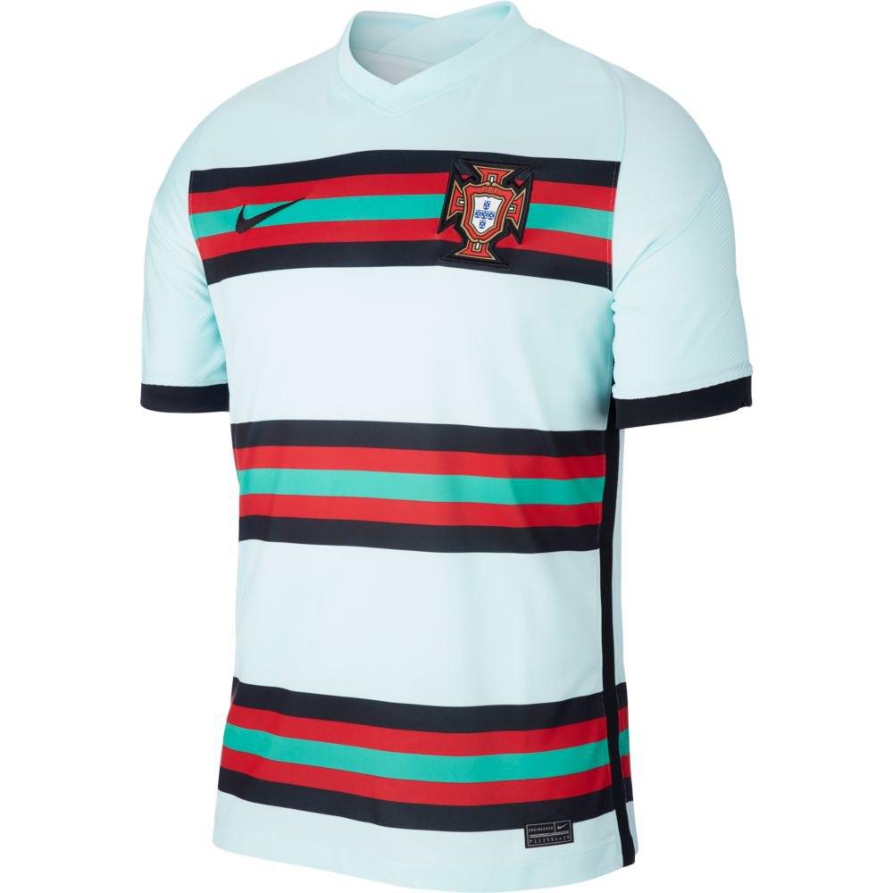 Nike Polo Portugal Extérieur Stadium 2020 L Teal Tint / Black