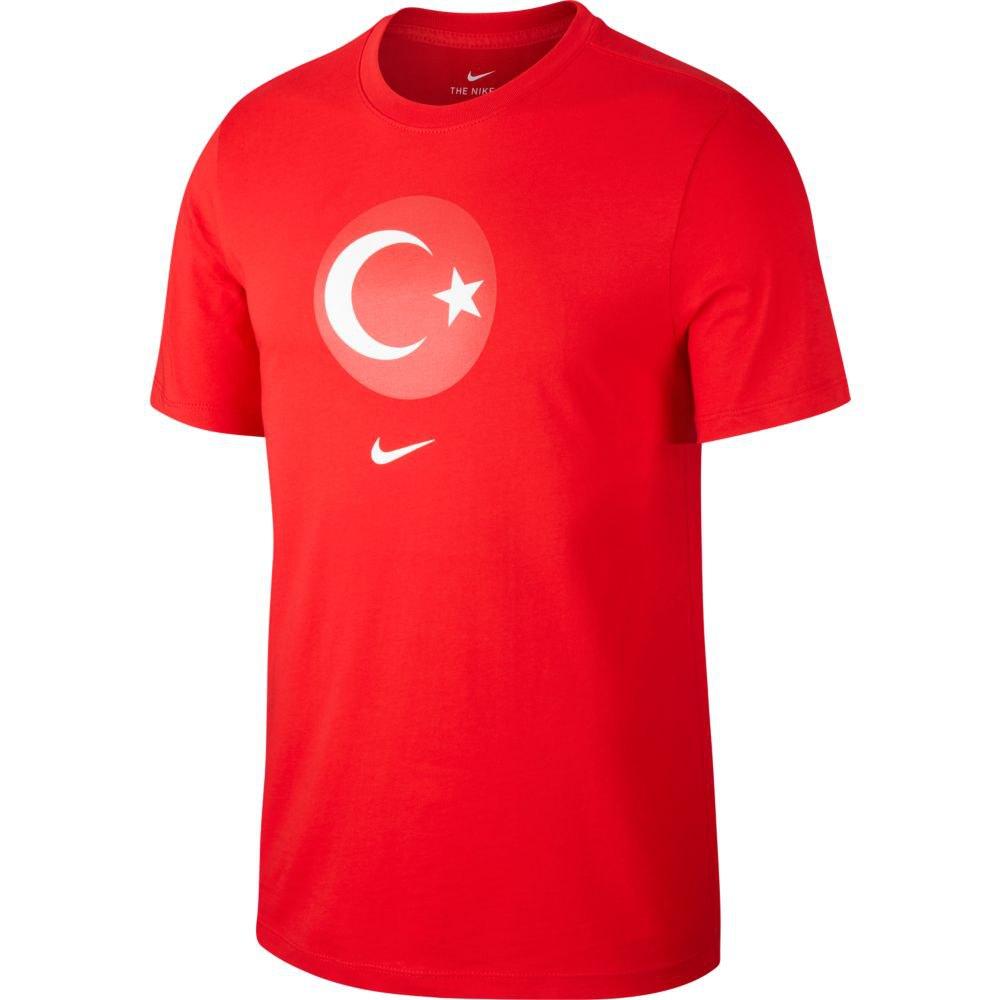 Nike T-shirt Turquie Evergreen Crest 2020 L University Red