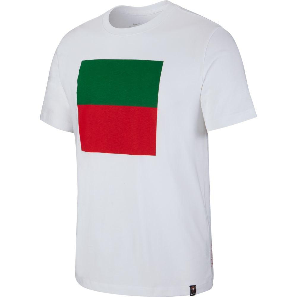 Nike T-shirt Portugal Voice 2020 M White