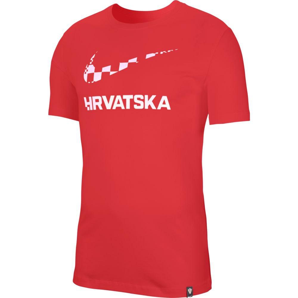Nike Croatia Training Ground 2020 S Lt Crimson