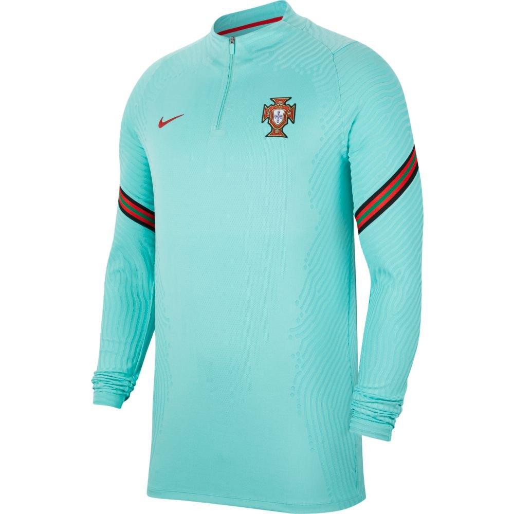 Nike T-shirt Portugal Vaporknit Strike 2020 S Mint / Sport Red / Sport Red