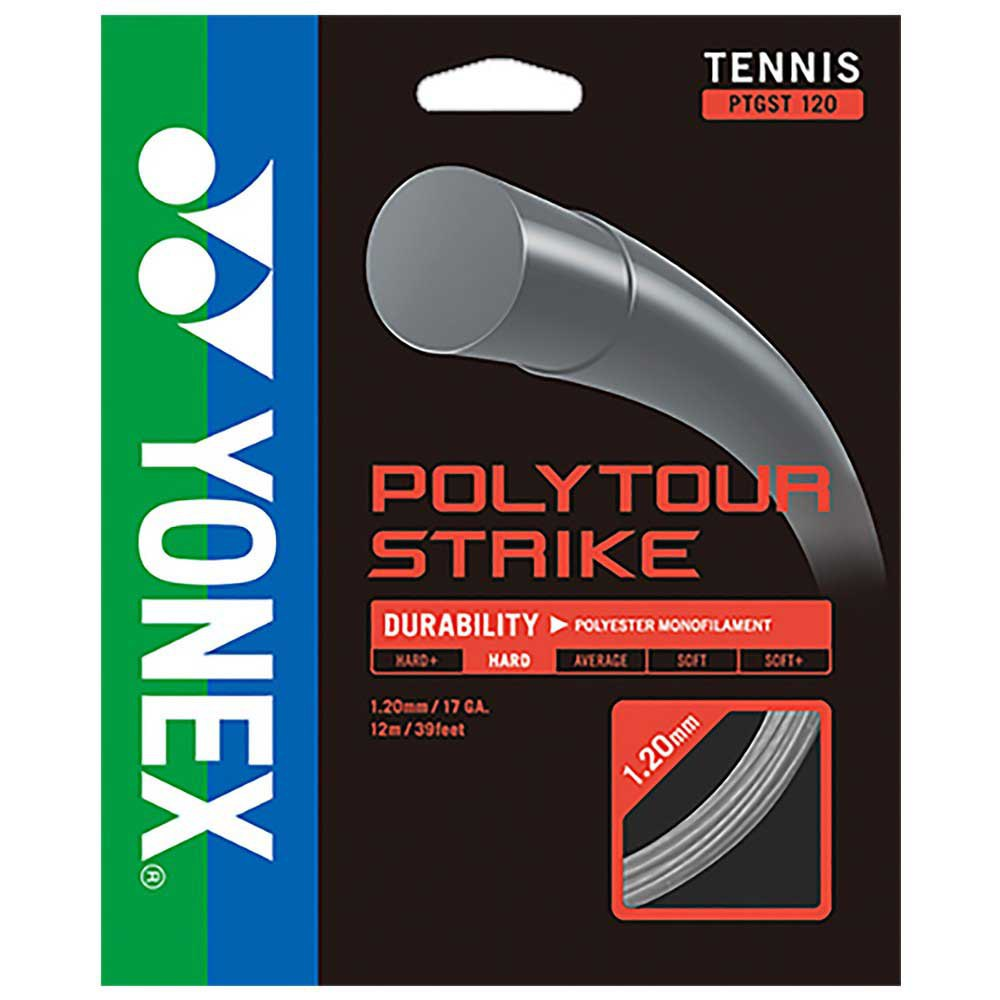 Yonex Poly Tour Strike 200 M 1.20 mm Iron Grey
