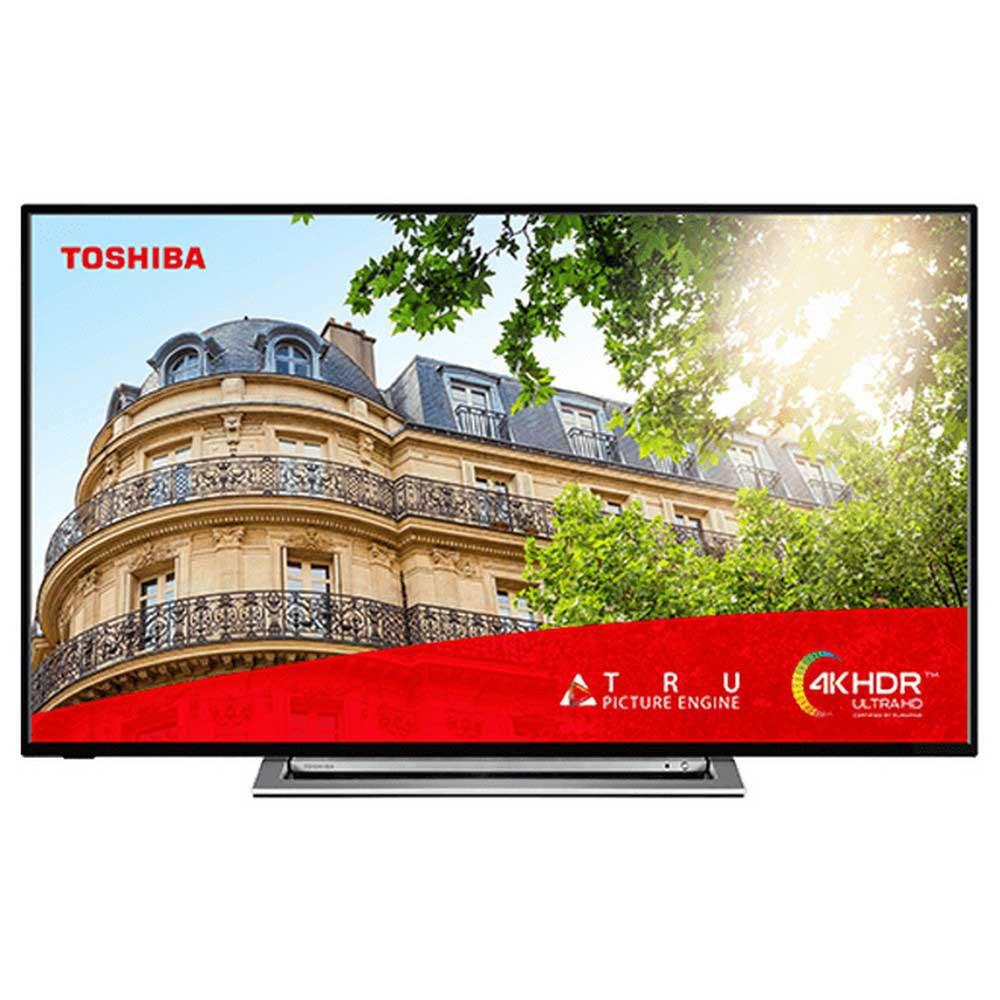 Televisor Toshiba 43ul3b63dg 43'' 4k Uhd Led Europe PAL 220V Black / Silver