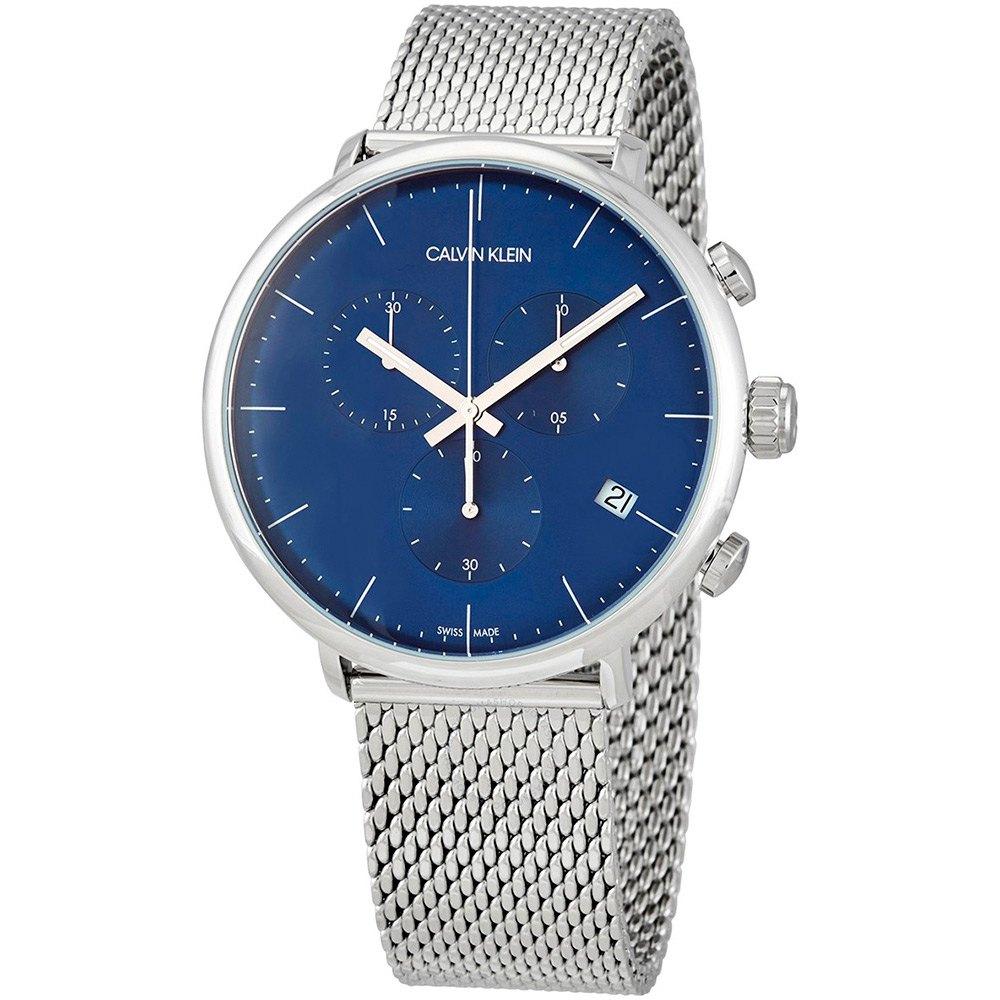 Calvin Klein Watches Relógio K8m2712n One Size Silver - Relógios Relógio K8m2712n