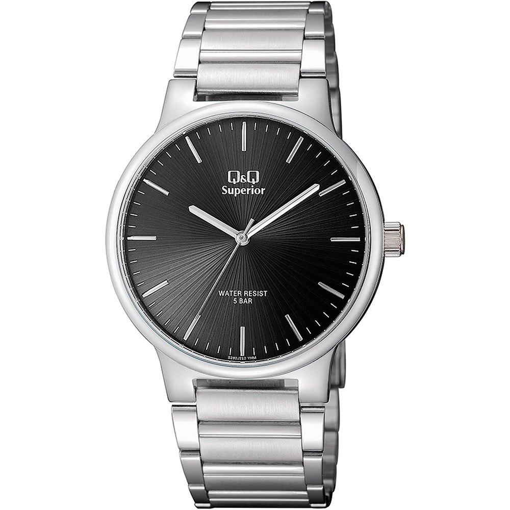 Q&q Relógio S282j212y One Size Silver - Relógios Relógio S282j212y