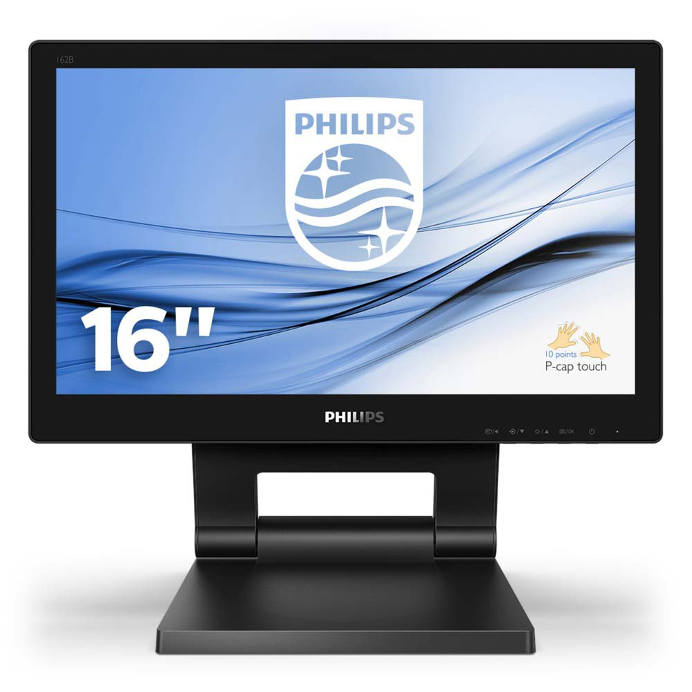 Monitor Philips 162b9t/00 Smoothtouch 21.5'' Hd Led One Size Black