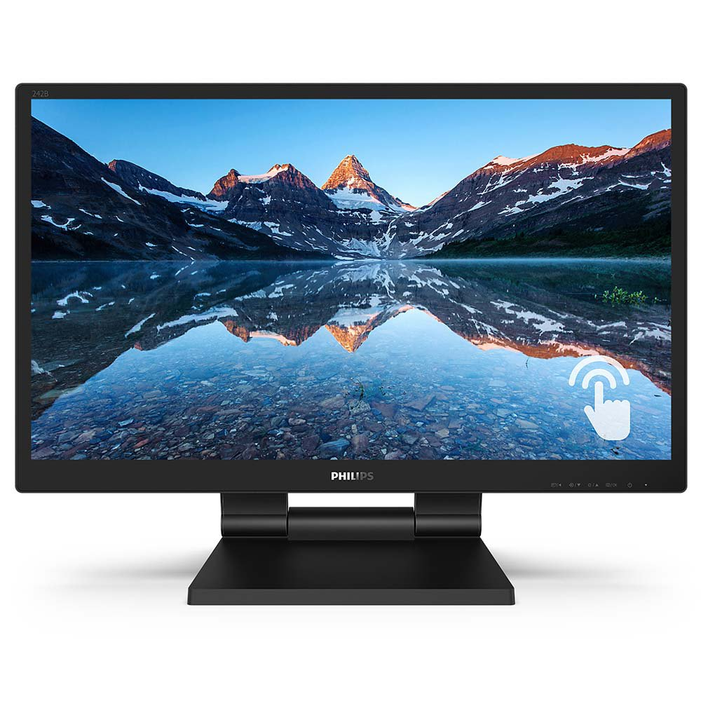 Monitor Philips 242b9t/00 Smoothtouch 24'' Full Hd Led One Size Black