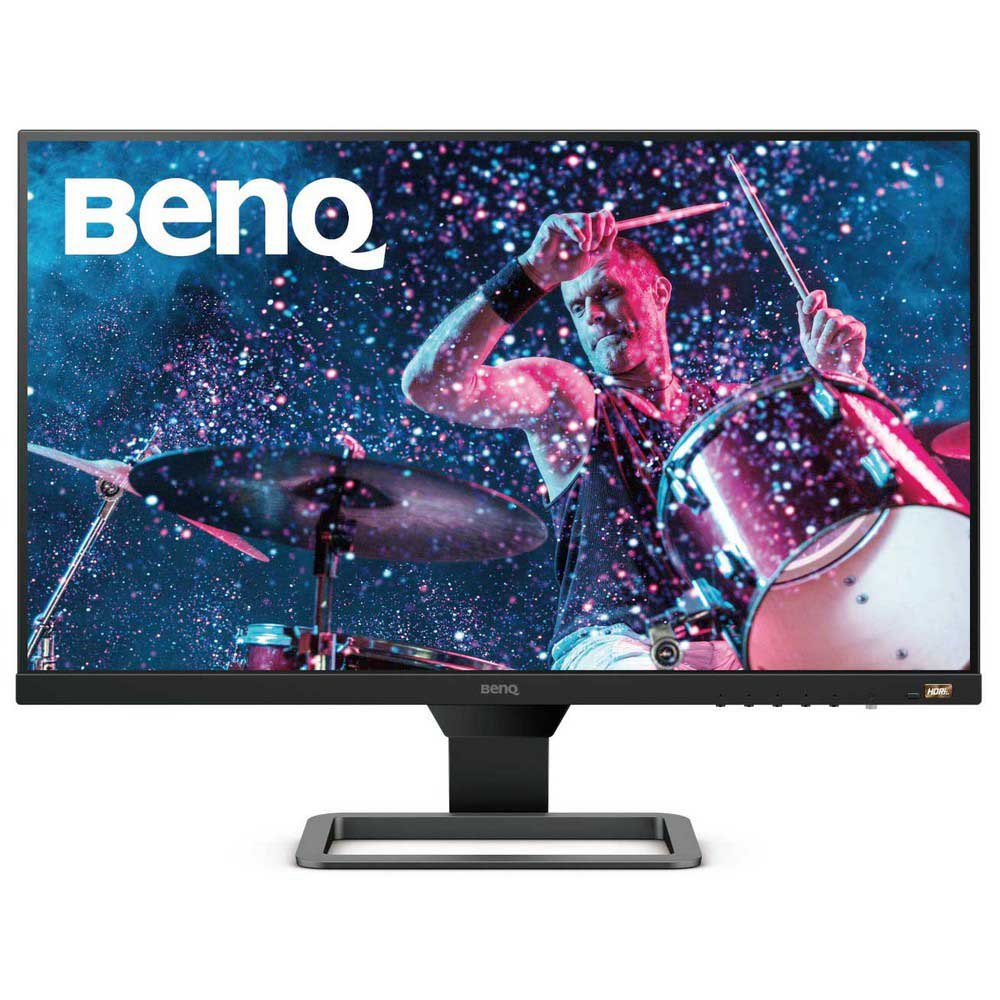 Monitor Benq Ew2780 27'' Full Hd Led One Size Black