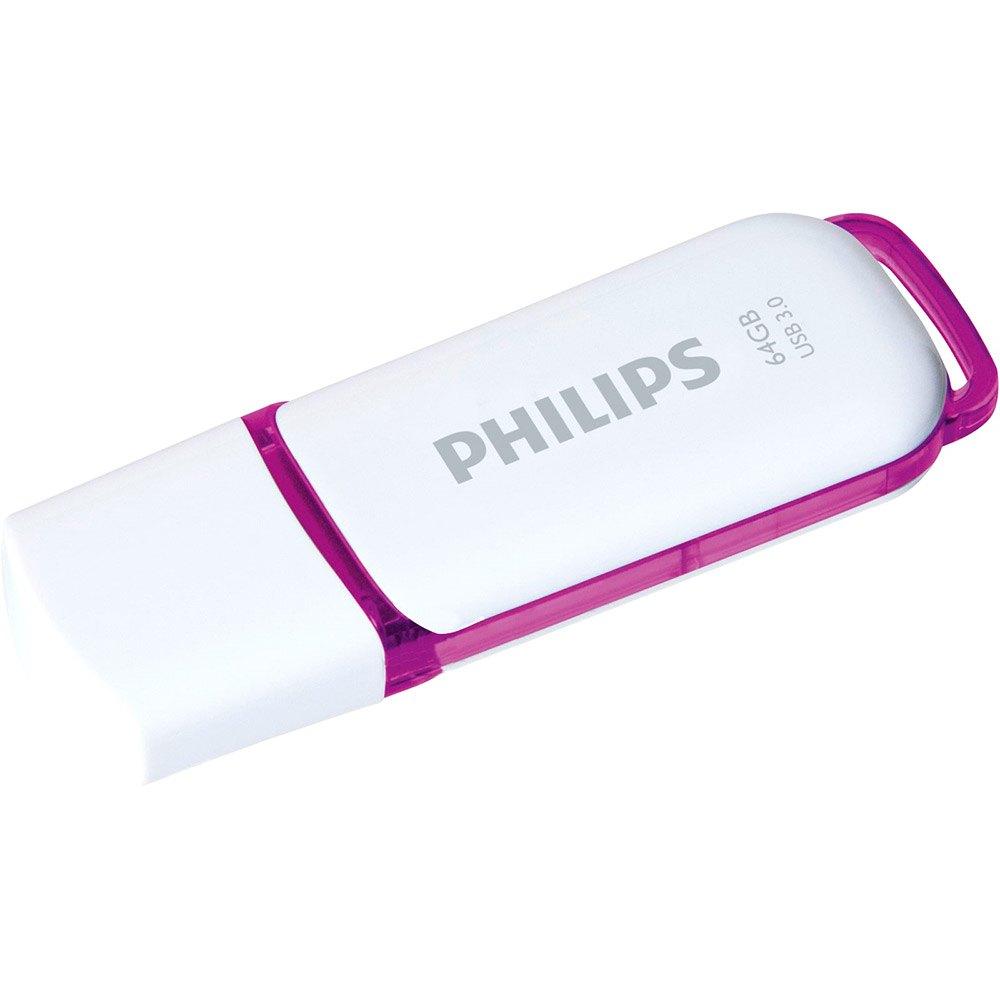 miniatura 8 - PHILIPS USB 3.0 64GB SNOW EDITION PURPLE MEMORIAS FLASH PERIFÉRICOS BLANCO