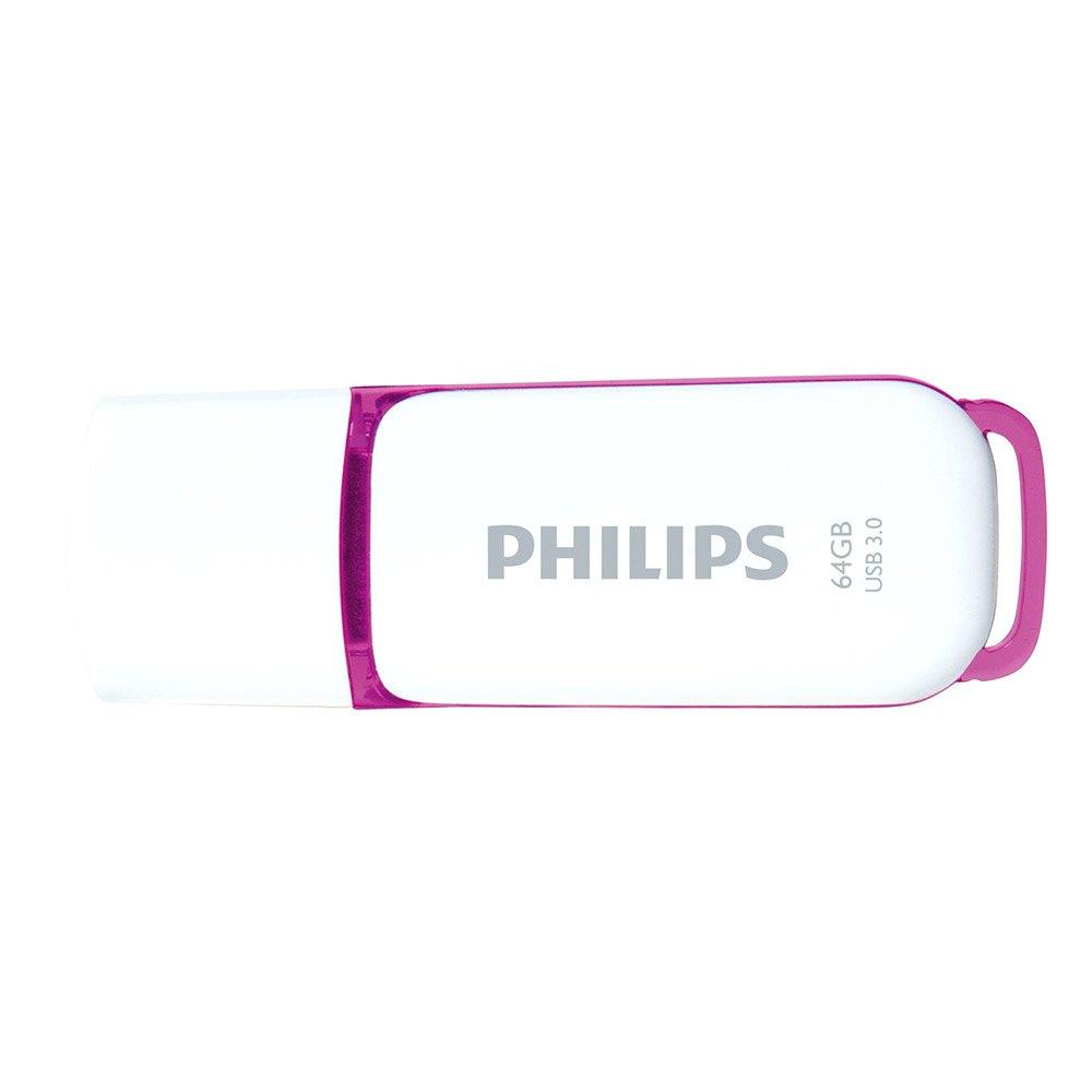 miniatura 7 - PHILIPS USB 3.0 64GB SNOW EDITION PURPLE MEMORIAS FLASH PERIFÉRICOS BLANCO
